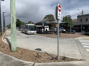 Sutherland Counsellor bus interchange