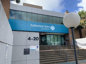 Sutherland Counsellor shire council building